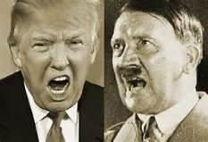 Trump Hitler